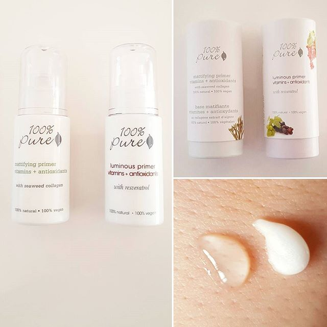 Mattifying Primer by 100% pure #7