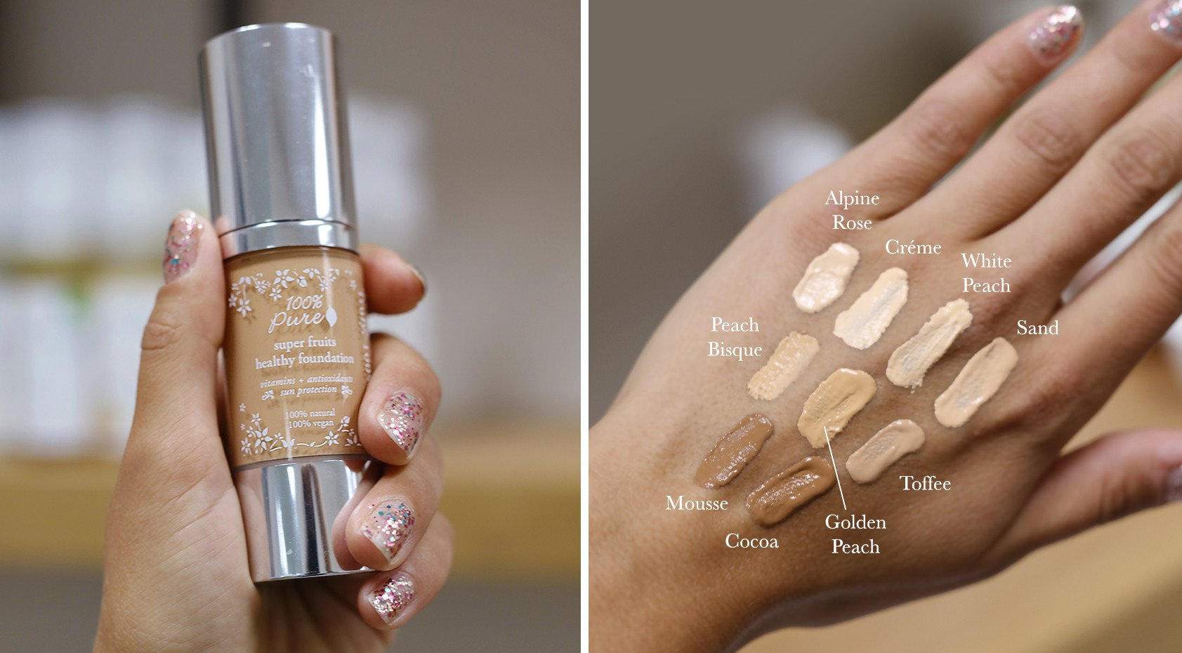 How To Choose The Best Natural Foundation 100 Pure 174