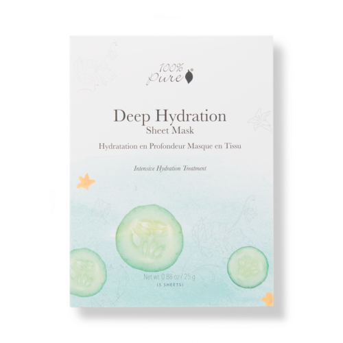 100pure-Deep-Hydration-Mask-5-Pack