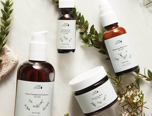 Natural Acne Treatments with Tea Tree